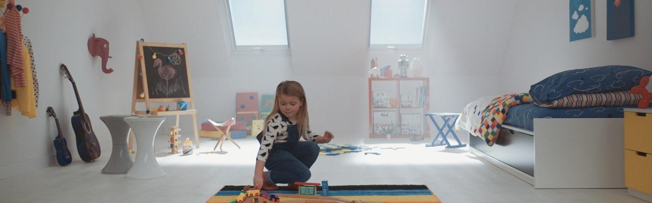 Ontdek de mogelijkheden van VELUX dakvensters | Uw zolder wordt comfortabeler, lichter en de mooiste ruimte in huis