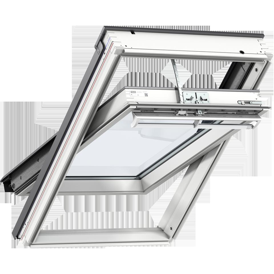 La fenêtre de toit électrique est la solution idéale lorsque celle-ci est inaccessible.