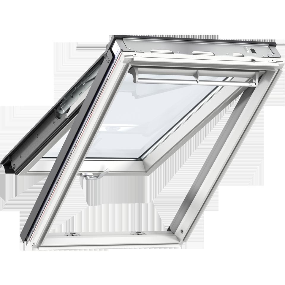 Profiter de vues ininterrompues   Fenêtres de toit à projection manuelle VELUX